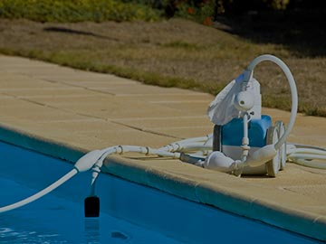 aspirateur piscine à Thann